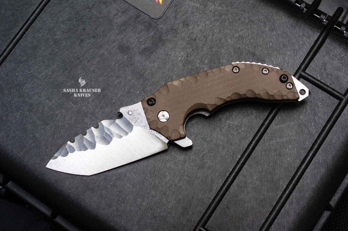 katharsys tanto folding blade