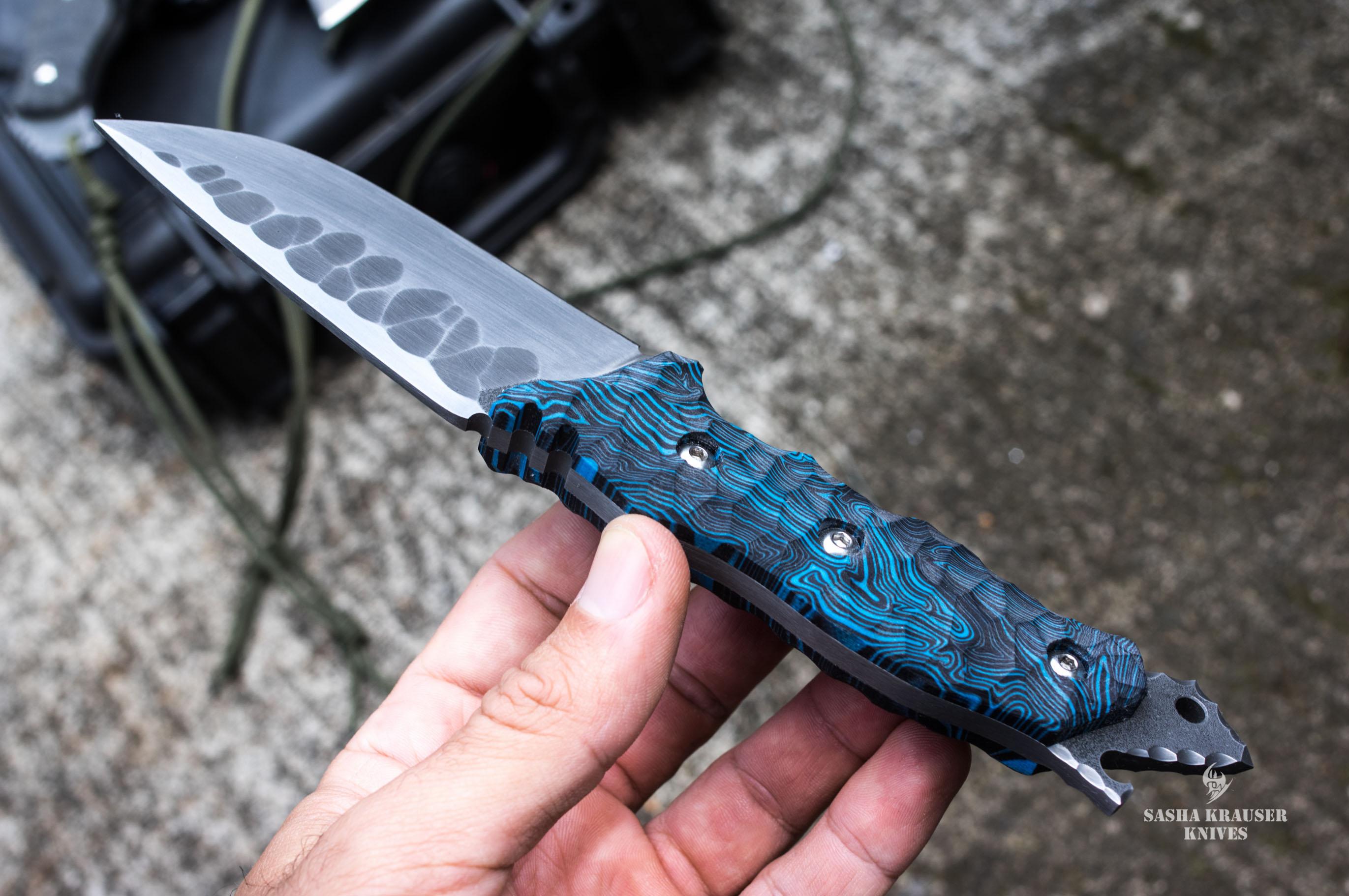 gecko tanto knife