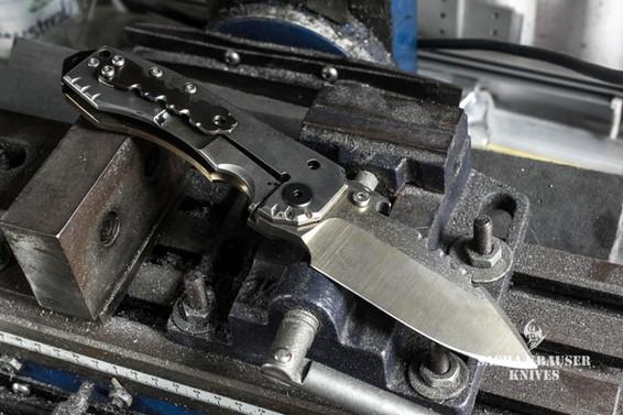 heavy duty folding knife
