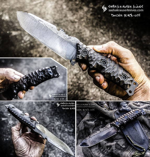 divizer black ops survival knife