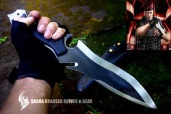 Pariah jack krauser knife re4