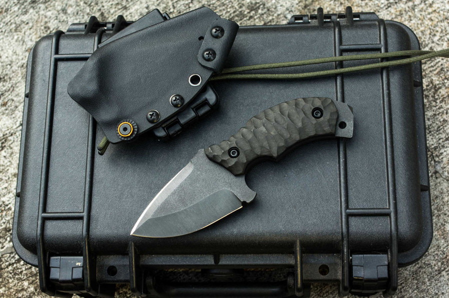 francky4fingers double edge knife