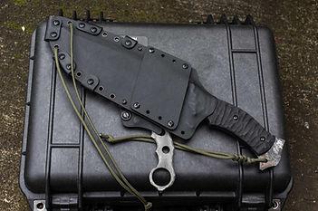combo kydex sheath for 2 knives