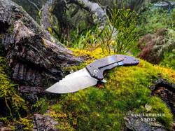 katharsys k2 clip point folding knife