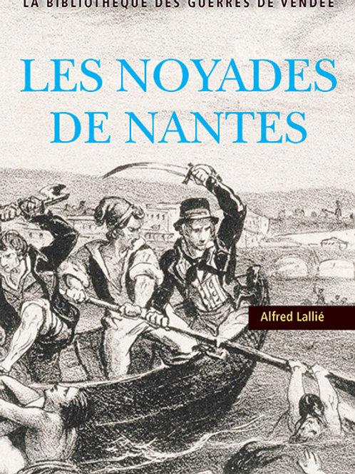 Les noyades de Nantes par A. LALLIÉ