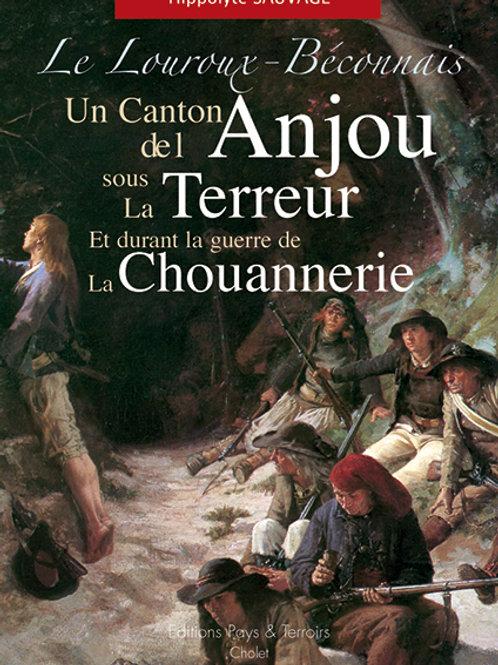 Un canton de l'Anjou sous la Terreur et … la Chouannerie par Hippolyte SAUVAGE