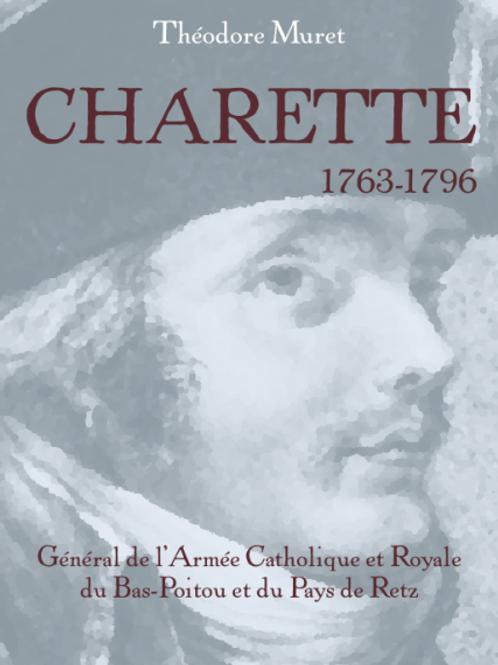 François-Athanase Charette par Théodore Muret