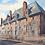 Thumbnail: Cholet disparu carnet d'aquarelles et dessins par Charles Arnault