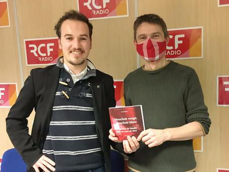 Rencontre avec Nicolas Delahaye : « en quête d'histoire » sur RCF présenté par Armand Bérard