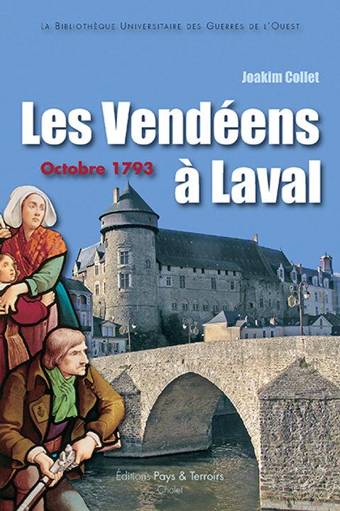 Les Vendéens à Laval, octobre 1793 par Joakim COLLET