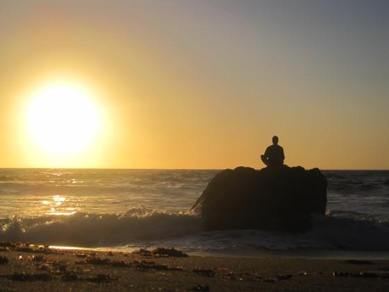 Meditation Made Easy: don't let meditation get you down
