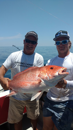 Fathers day Red Snapper