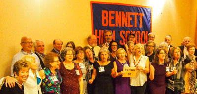 My Bennett High Reunion: A Marvelous Time