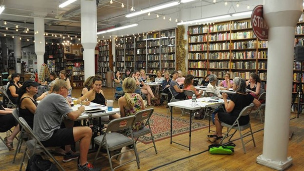 From First Grade to the Strand Bookstore: Teaching and Appreciating My Students