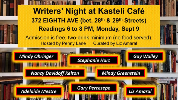 Writers' Night