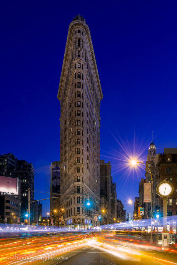 The Flatiron Building and Other Cool Spots