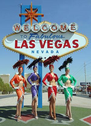 Viva Las Vegas! Viva Mom and Dad!