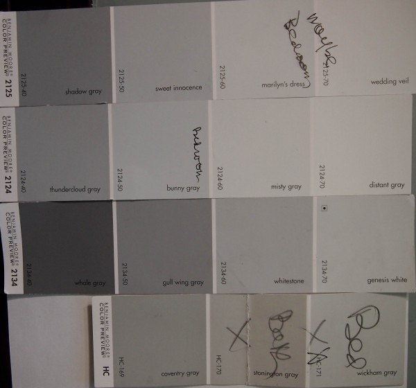 ALMOST FIFTY SHADES OF GREY