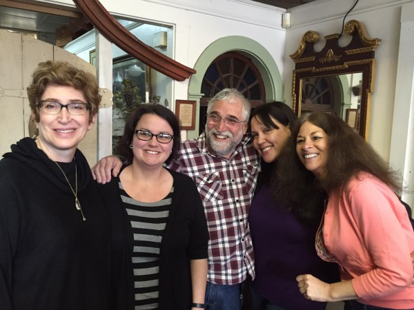 Writers and Family and Turkeys, Oh My!