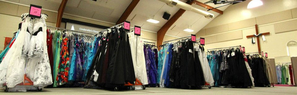 Cinderella's Closet Dress Boutique