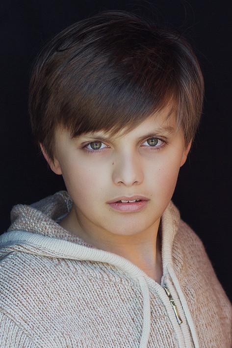 Actor Headshot Shot By Headshot Photographer Forrest Renaissance of