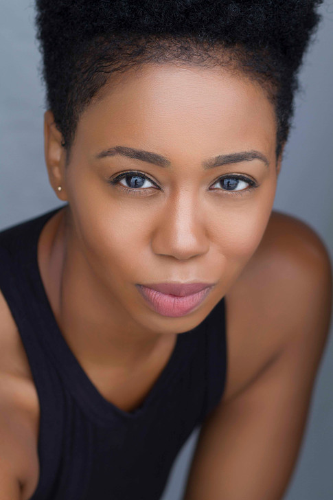 Actor Headshot Shot By Headshot Photographer Forrest Renaissance of actor Lekethia Dacole
