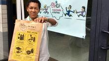 Clichy : l'association de recyclage se lance dans le cinéma