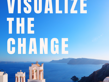 Visualize the Change