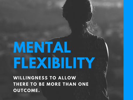 Mental Flexibility & Emotional Resilience