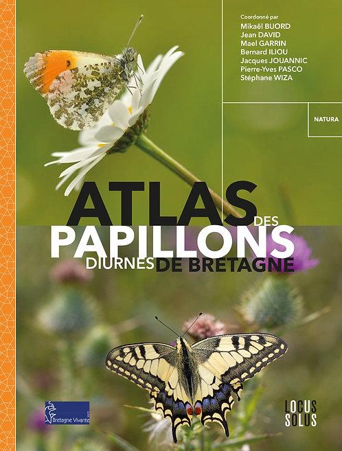 Atlas des Papillons diurnes de Bretagne - VERSION NUMÉRIQUE