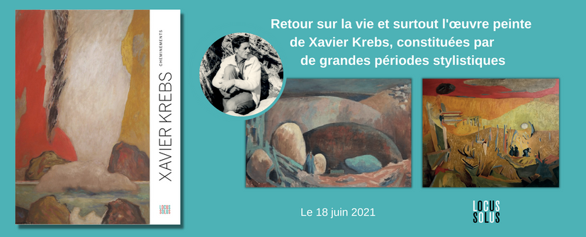 Xavier KREBS Cheminements