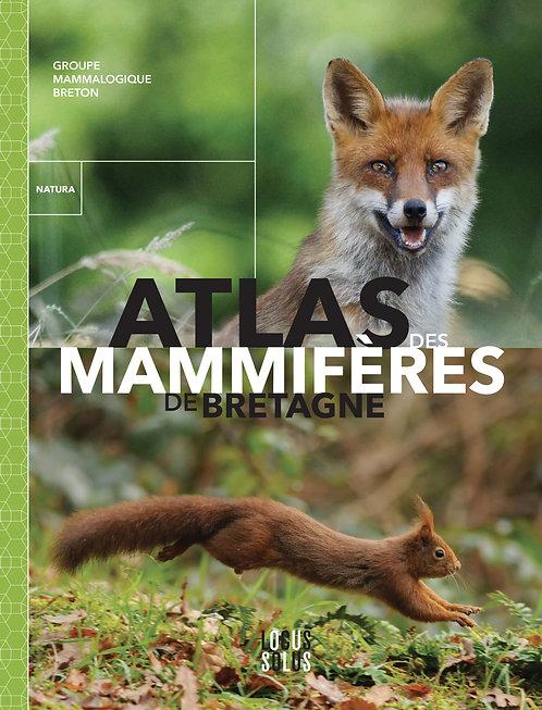 Atlas des Mammifères de Bretagne - VERSION NUMÉRIQUE