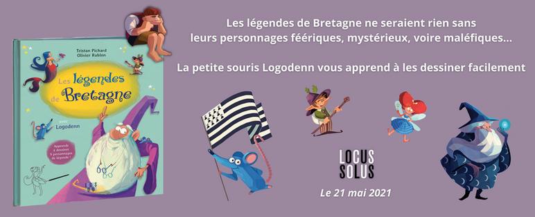 Les Légendes de Bretagne avec Logodenn