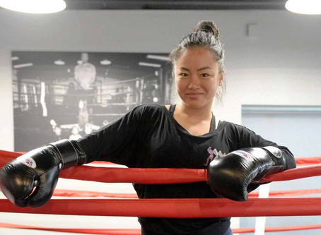 Bi Nguyen featured In the Chron