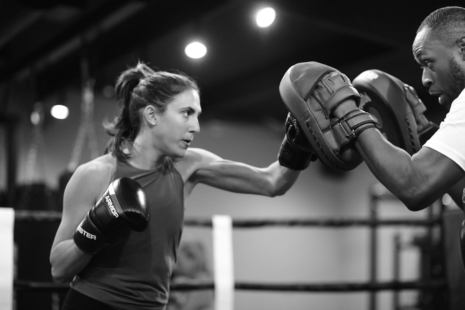 Savarese Fight Fit Katherine Cokinos