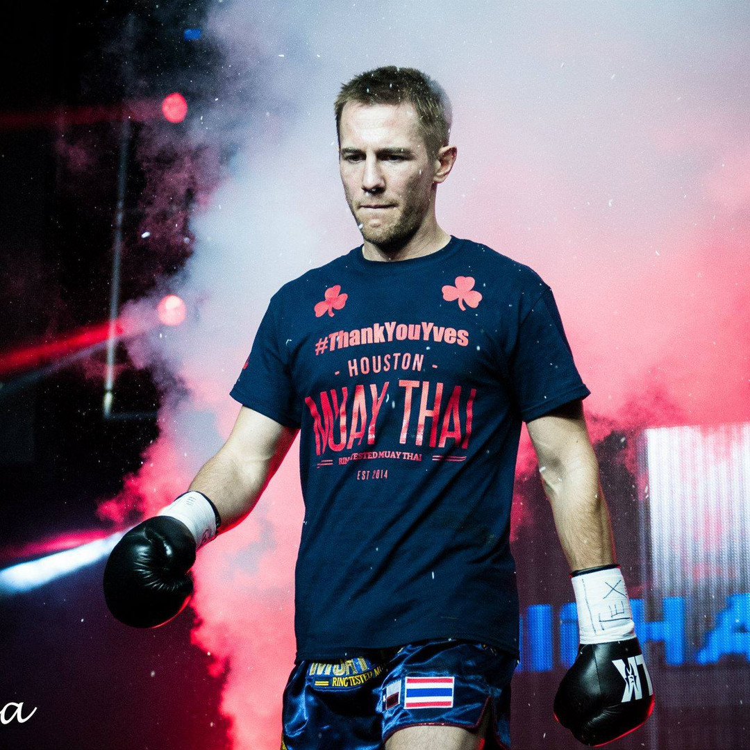 Chase Corley Savarese Fight FIt