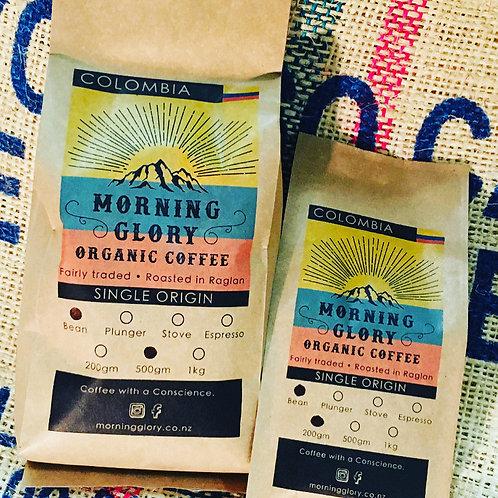 Colombia • Organic Single Origin