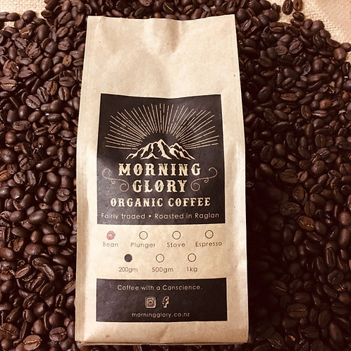 Morning Glory Organic Blend