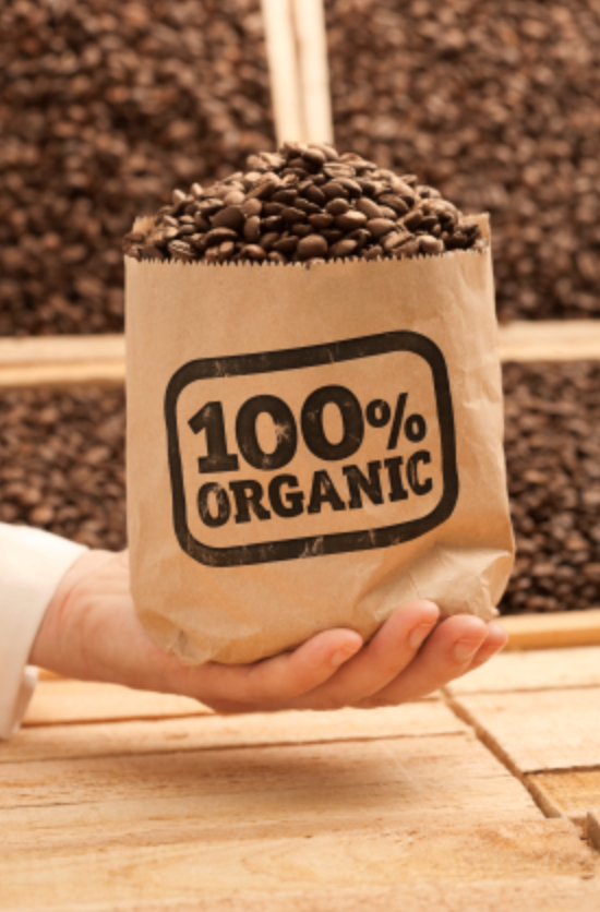 Organic V's Conventional Coffee