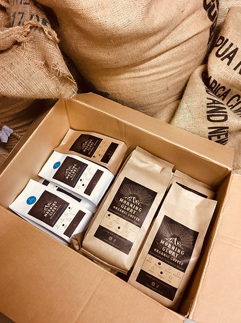 12 x Subscription - Morning Glory Decafe Organic