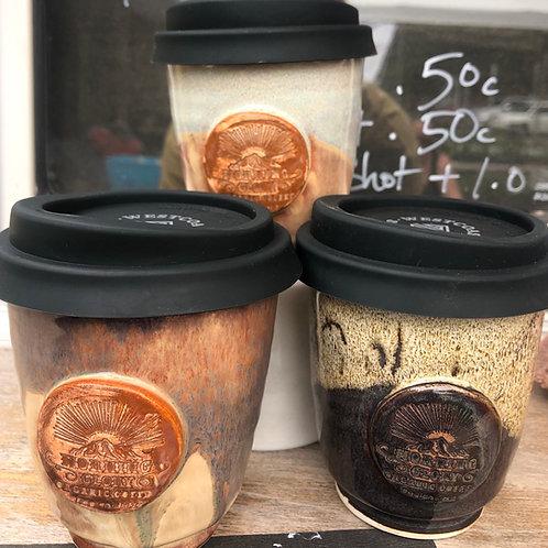 West Coast Stoneware Ceramic Cup