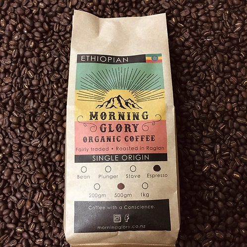 Ethiopia • Organic Single Origin