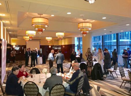 WISPPAC Fundraiser is Successful at WISPAMERICA 2019
