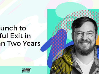 From launch to successful exit in less than two years with bootstrapped startup expert Arvid Kahl