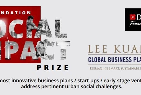 Shortlisted: TOP10 Teams for the DBS Foundation x LKY GBPC Social Impact Prize