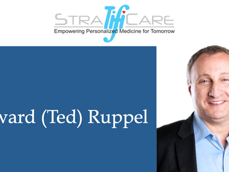 StratifiCare Welcomes Ted Ruppel to Join our Advisory Board