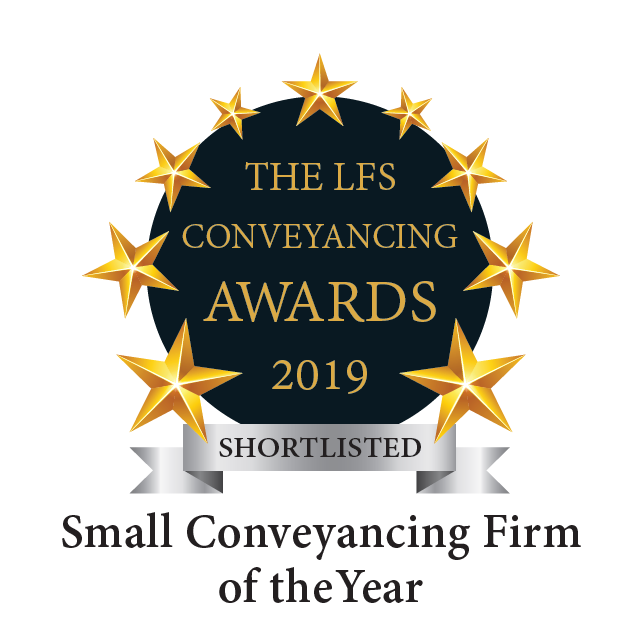 LFS Conveyancing Awards shortlisted