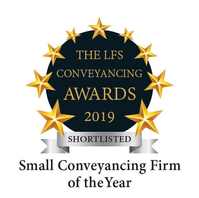 LFS Conveyancing Awards shortlisted
