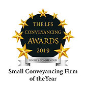 Small Conveyancing Firm of the Year_hc 2