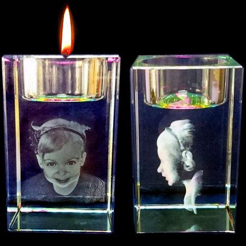 Cristal 3D Lampion